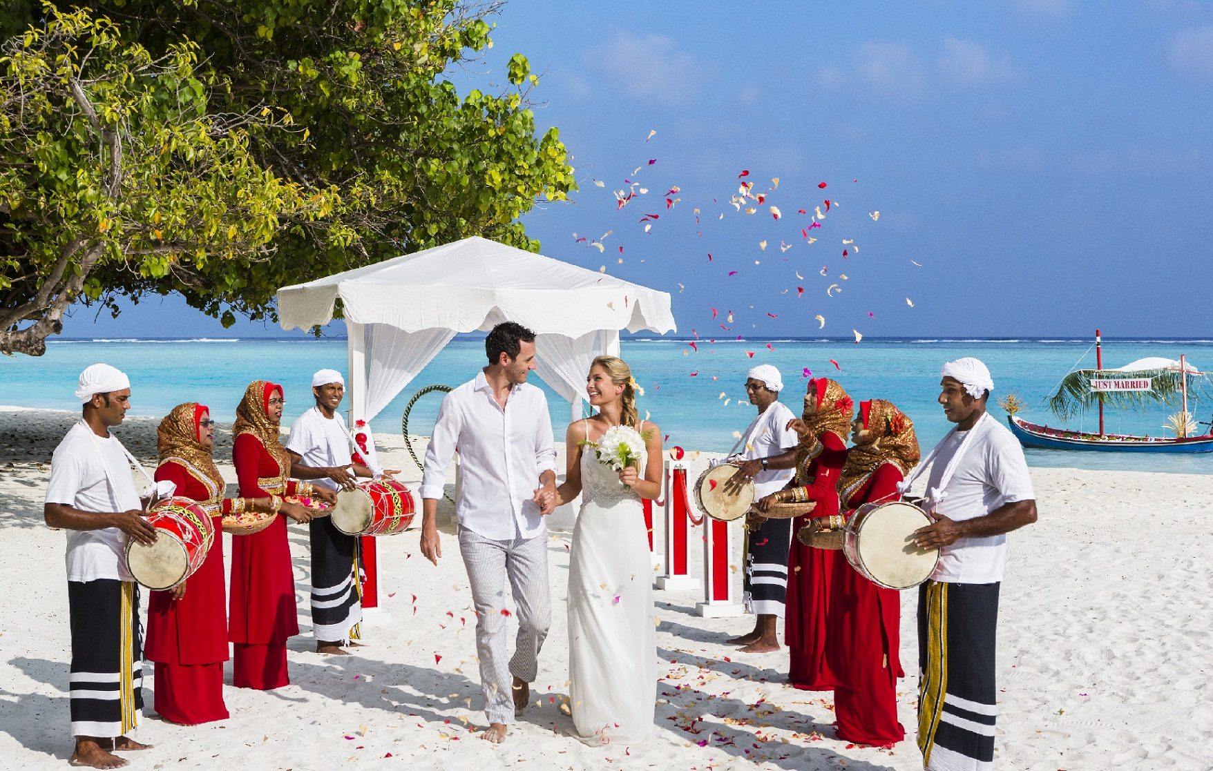 Maldives finally voted as the number one honeymoon for Number one travel destination