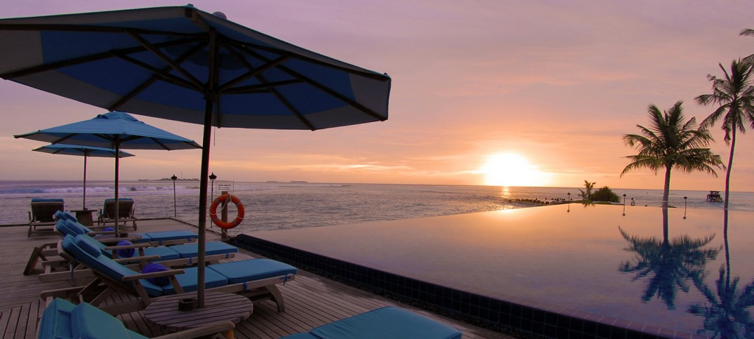 Adult-only resorts in Maldives
