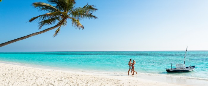 Fair priced romantic holidays in Meeru Island Resort