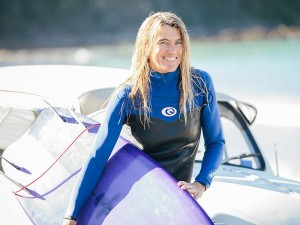 Australia's Queen of surf is coming to Maldives
