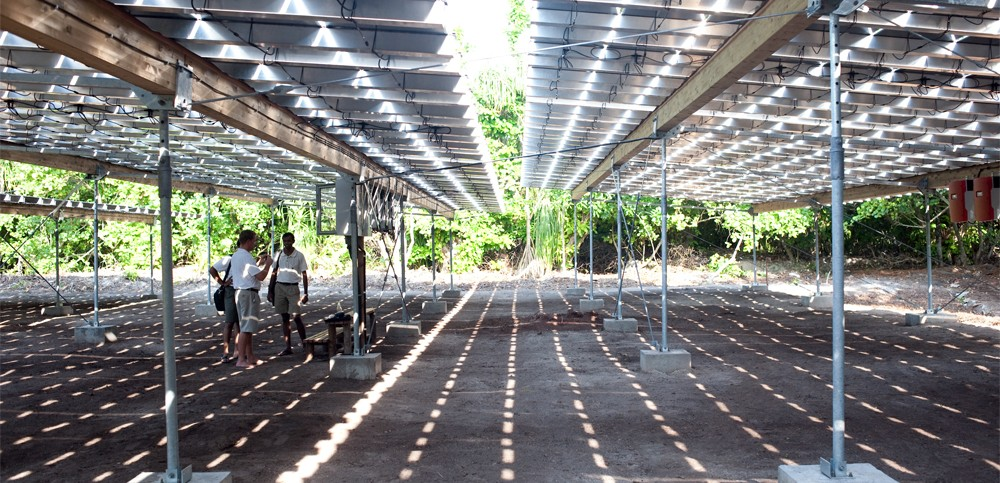 New Standard in Green Tourism - Fully Solar Powered Maldives Resort