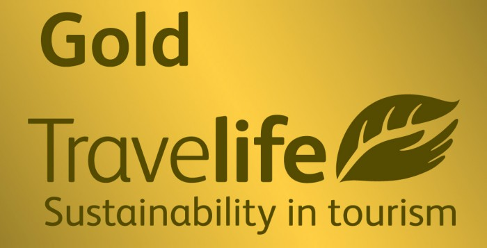 Kurumba Maldives received the Travelife Gold Award