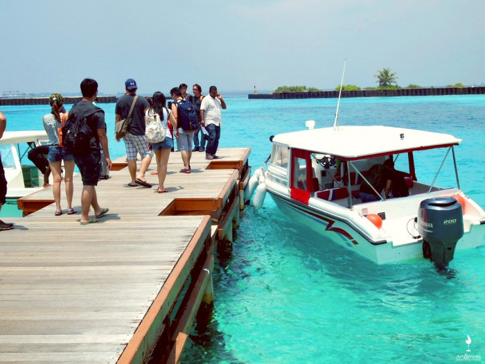 4.3% increase of tourist arrivals to Maldives in July
