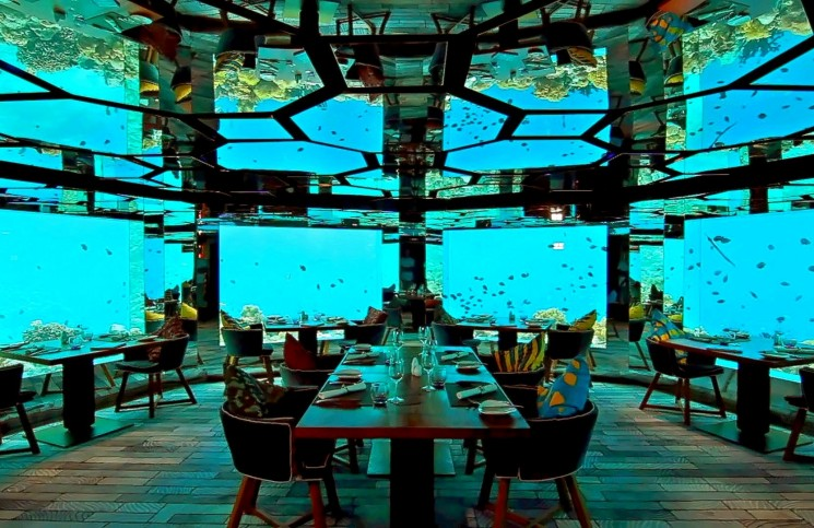 SEA – World's Leading Underwater Hotel Restaurant