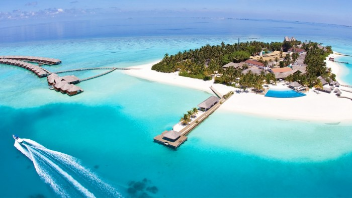 Discover your own private hideaway at Velassaru Maldives