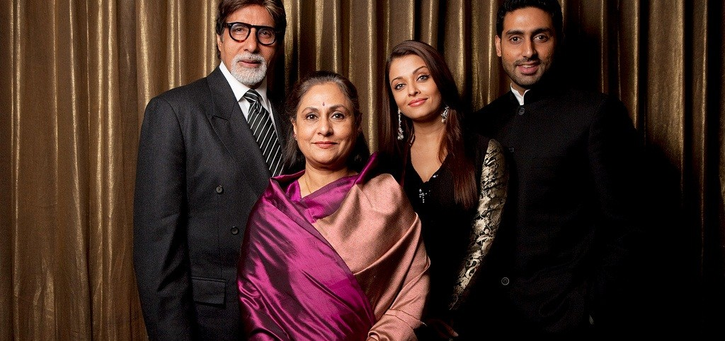 The Bachchan family is on a Maldives holiday at One and Only Reethi Rah