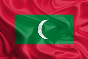 maldives_waving_flag