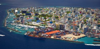 Visit to Male' - The Capital