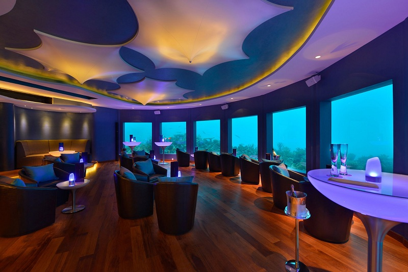 SubSix Bar - The Best 5 Bars in Maldives