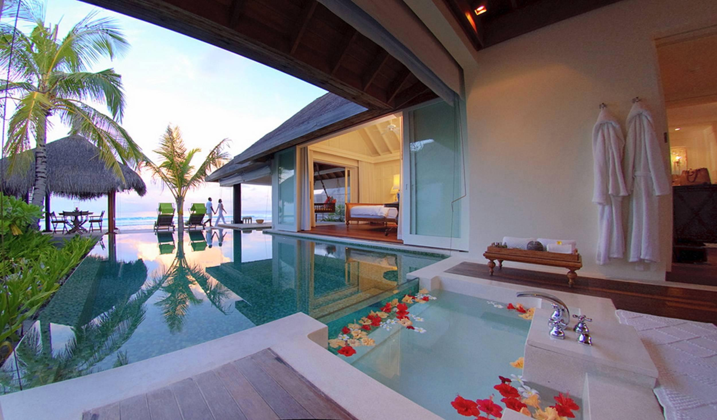 Six Best Romantic Honeymoon Water Villa Resorts In The