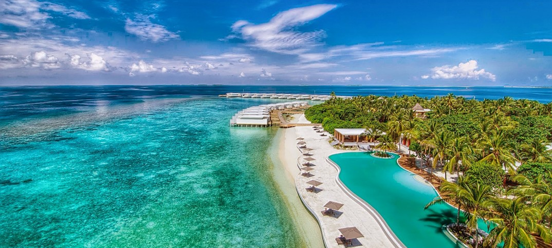 Amilla Fushi made the 2015 hot list of Condé Nast Traveller