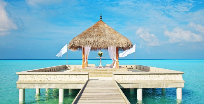 Renew your vows at Taj Exotica Resort and Spa