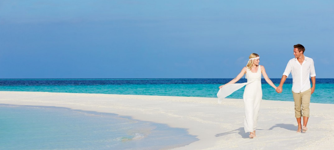 A journey of romance in Maldives