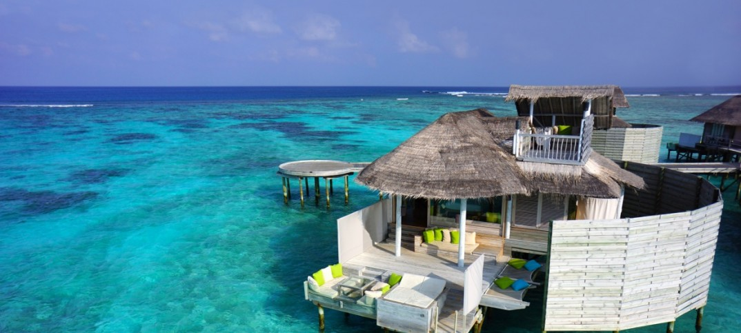 Six Senses Laamu Water Villas