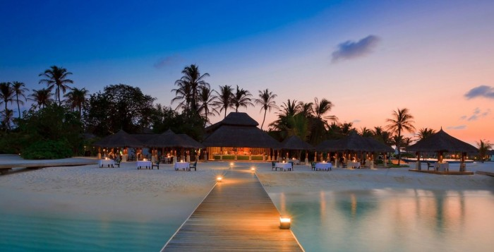 Two Maldives resorts in Top 8 Private Island Resorts of the world