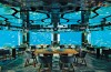 Best underwater dining experience in Anantara Kihavah Resort