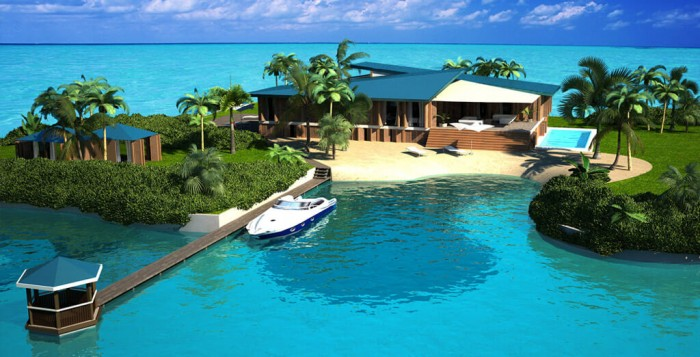 World's first ultra-luxury atolls to be built in Maldives