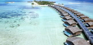 Best Beach Hotel Design awarded to Club Med Finolhu Villas