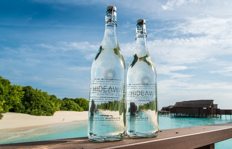 Hideaway Beach launches Fresh Water Bottling Plant