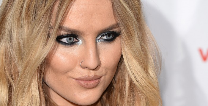 Little Mix's Perrie Edwards on a tropical holiday in Maldives!