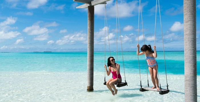 Maldives hotels offer some of the most imaginative and inspiring children's programmes going