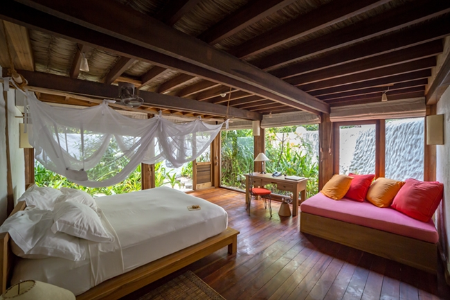 Soneva Fushi Villa 2 bed-room with pool
